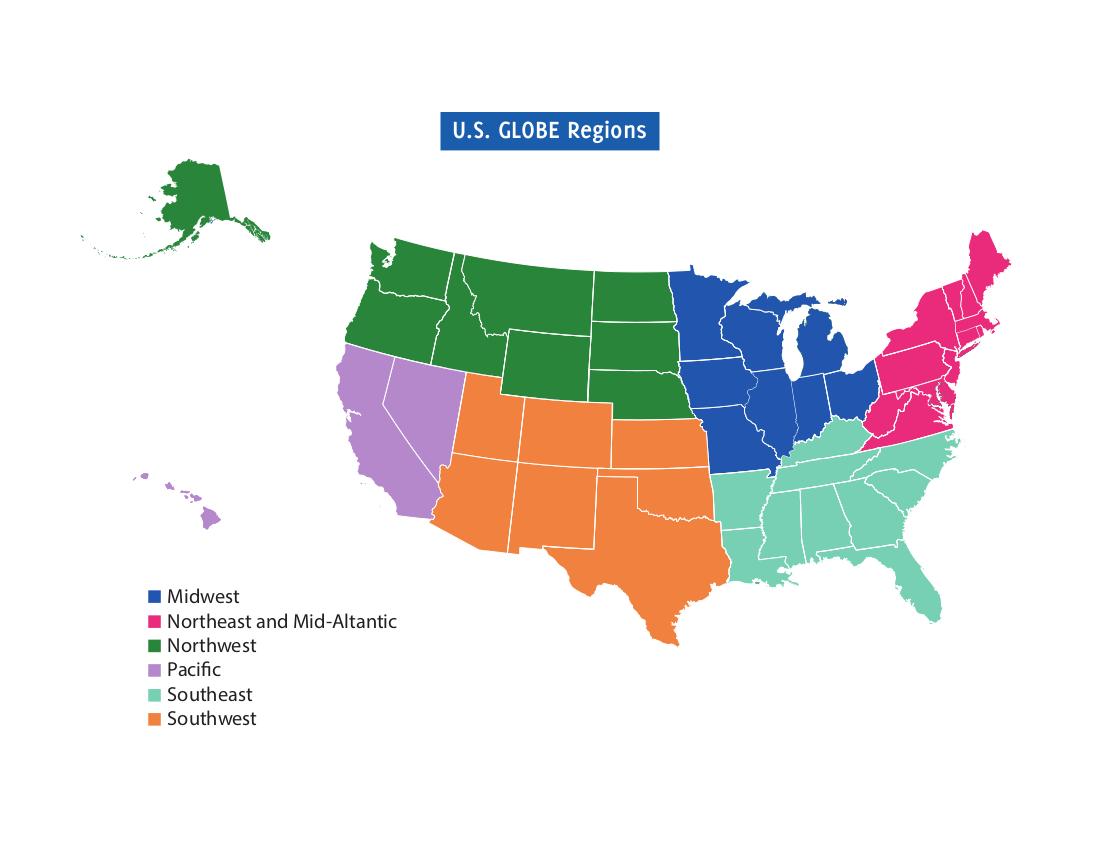 US Geographic Regions