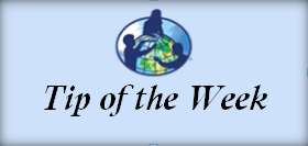 Tip of the Week Icon