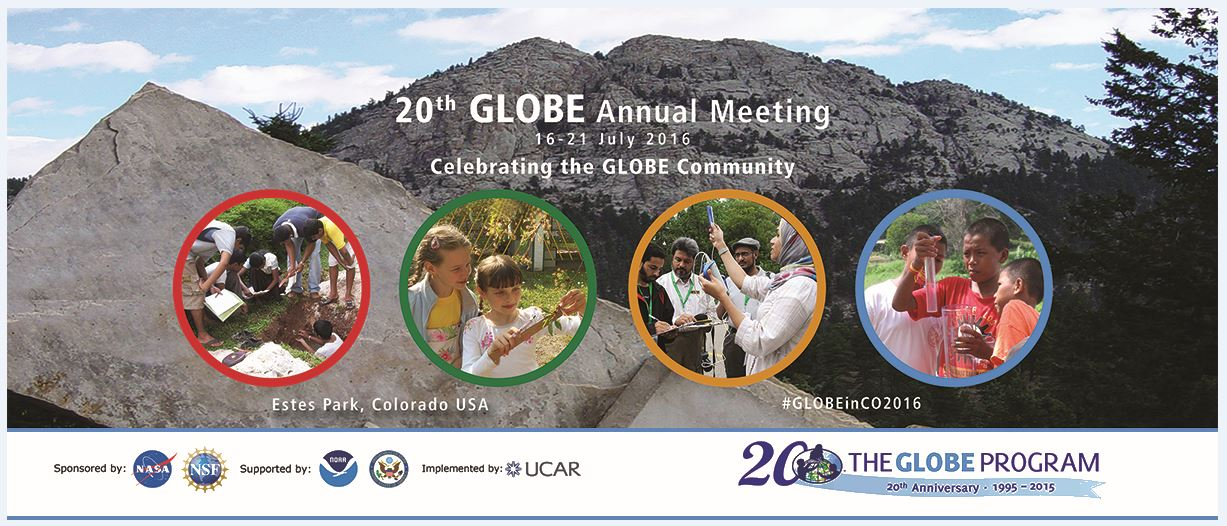 GLOBE Annual Meeting Banner