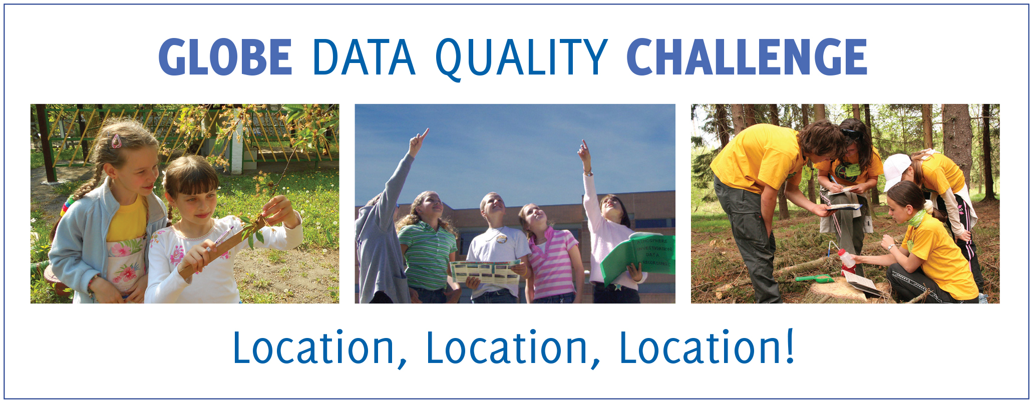 Data Quality Challenge 2016 Banner
