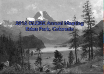 GLOBE Annual Meeting Slideshow 2016
