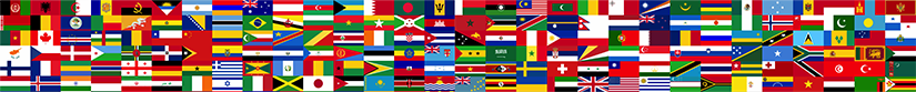 banner of flags