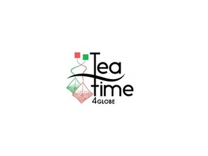 Tea Time 4 GLOBE logo.