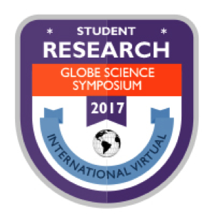 student research badge