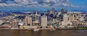 An image of New Orleans, Louisiana.