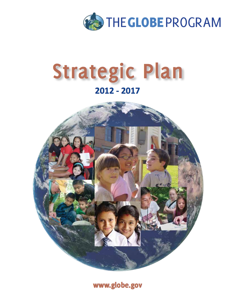 cover of the 2012-2017 strategic plan