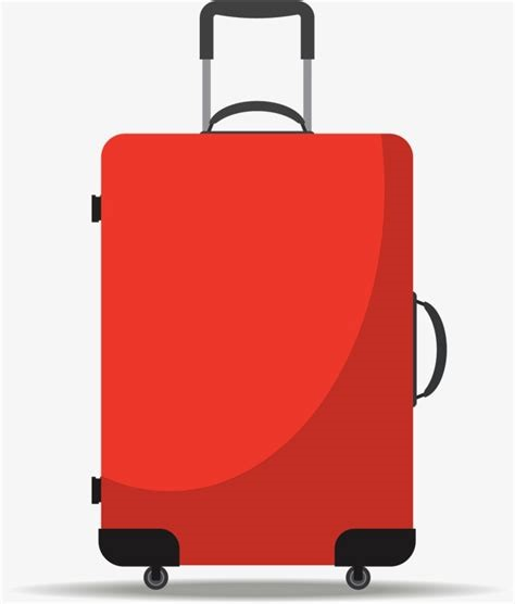 Cartoon graphic of a suitcase