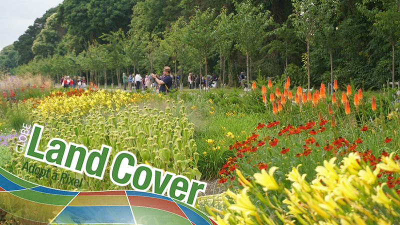 Landcover announcement photo