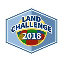 Land Cover Challenge 2018 Badge