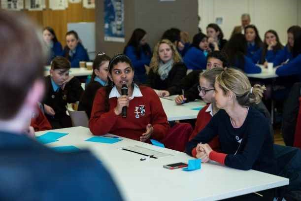 Irish students engaged in GLOBE-related Air Quality Campaign