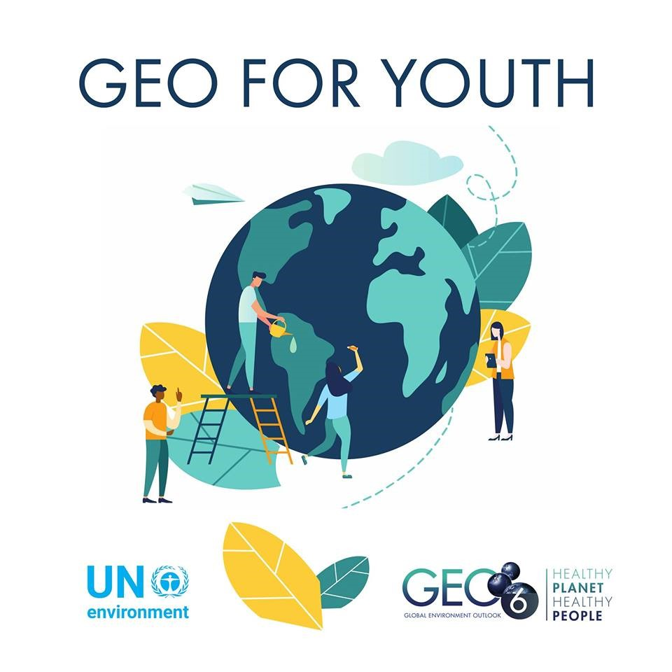 GEO for Youth Logo