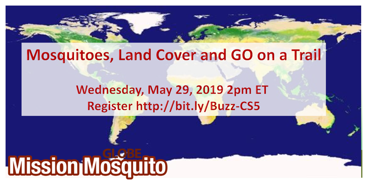 GLOBE Mission Mosquito 29 May webinar sharable