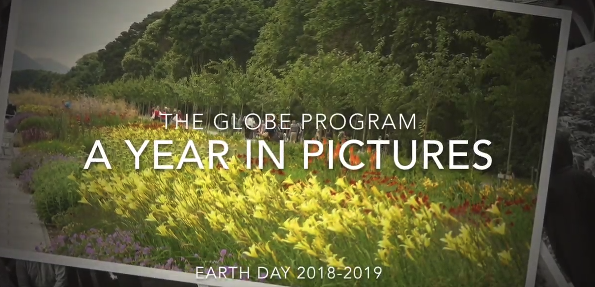 The GLOBE Program: A Year in Pictures Video