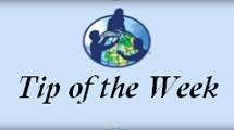 GLOBE's TIp of the Week Icon