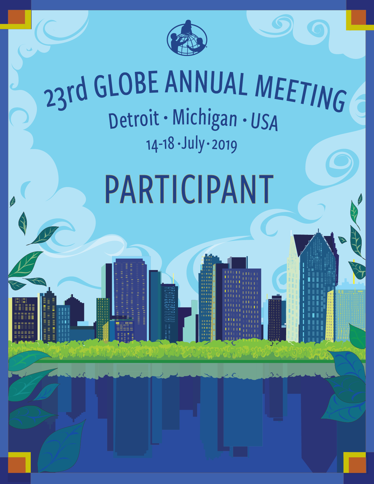 2019 Annual Meeting Badge