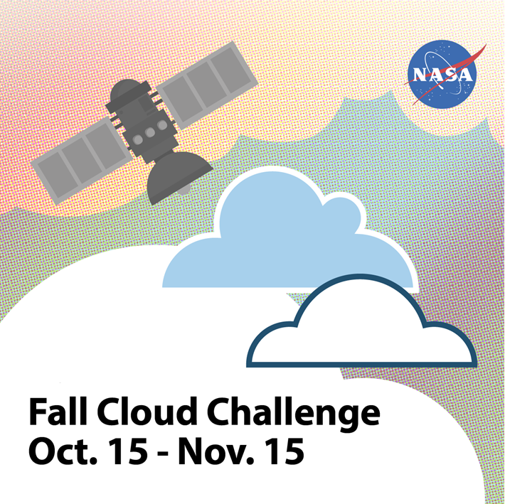 NASA GLOBE Fall Clouds Challenge shareable