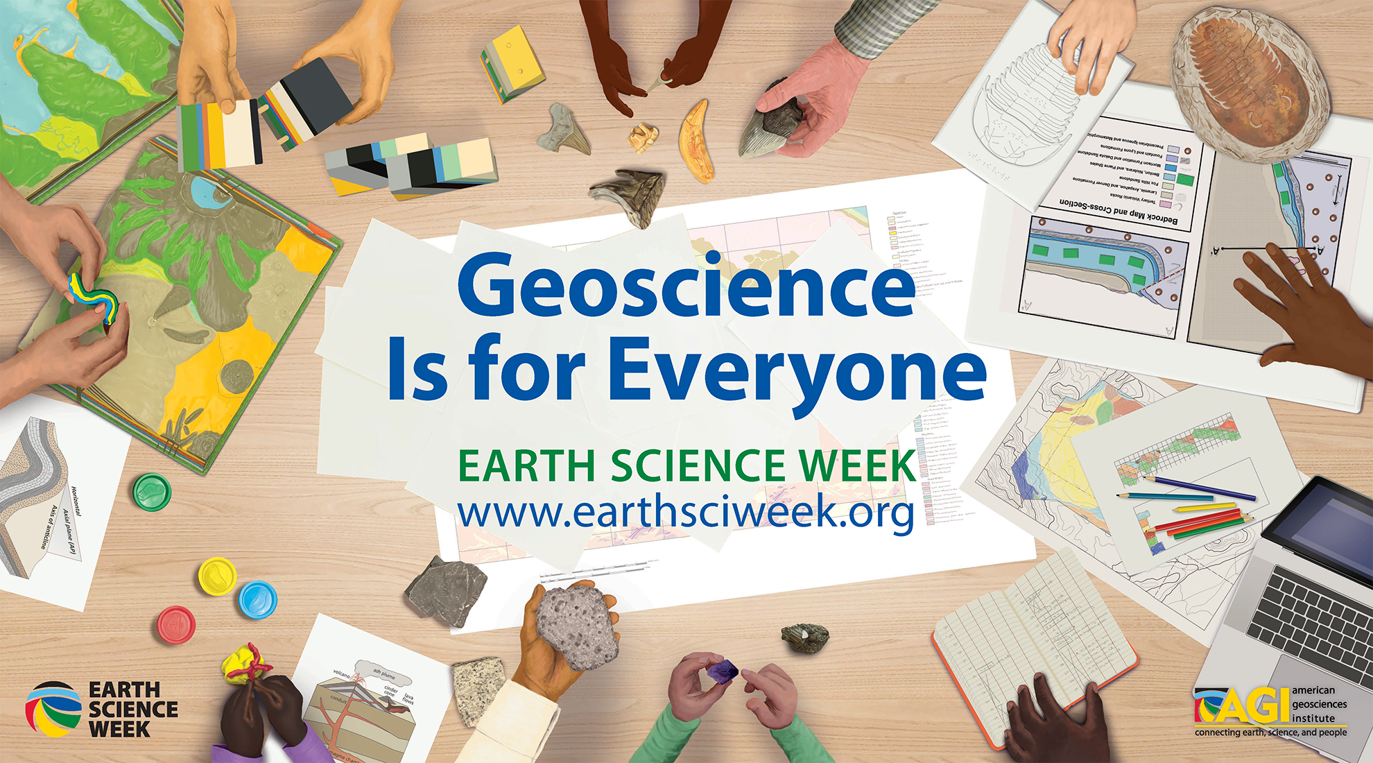 Earth Science Week 2019 Shareable
