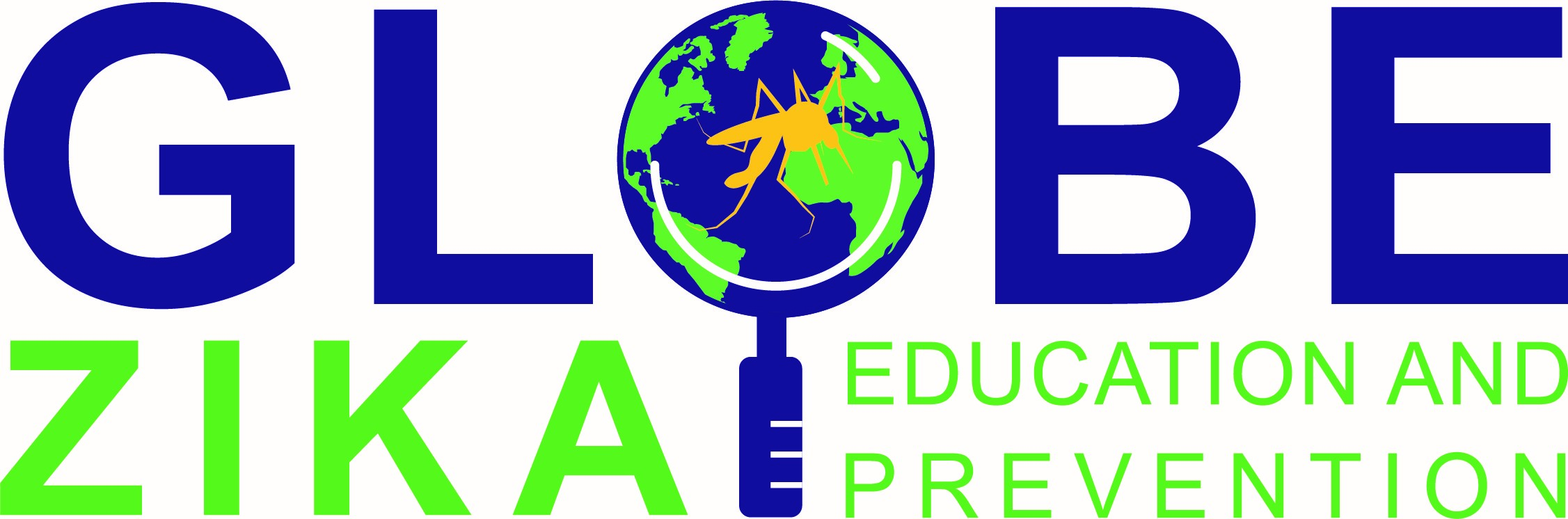 GLOBE Zika Education and Prevention Project Logo