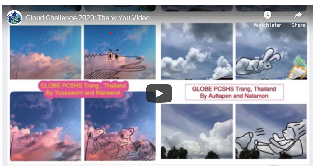 "2020 Community Cloud Challenge ""Thank You"" Video"