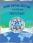 GLOBE virtual meeting badge