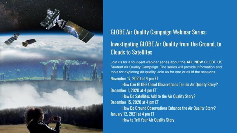 Air Quality Campaign Webinar Series Shareable
