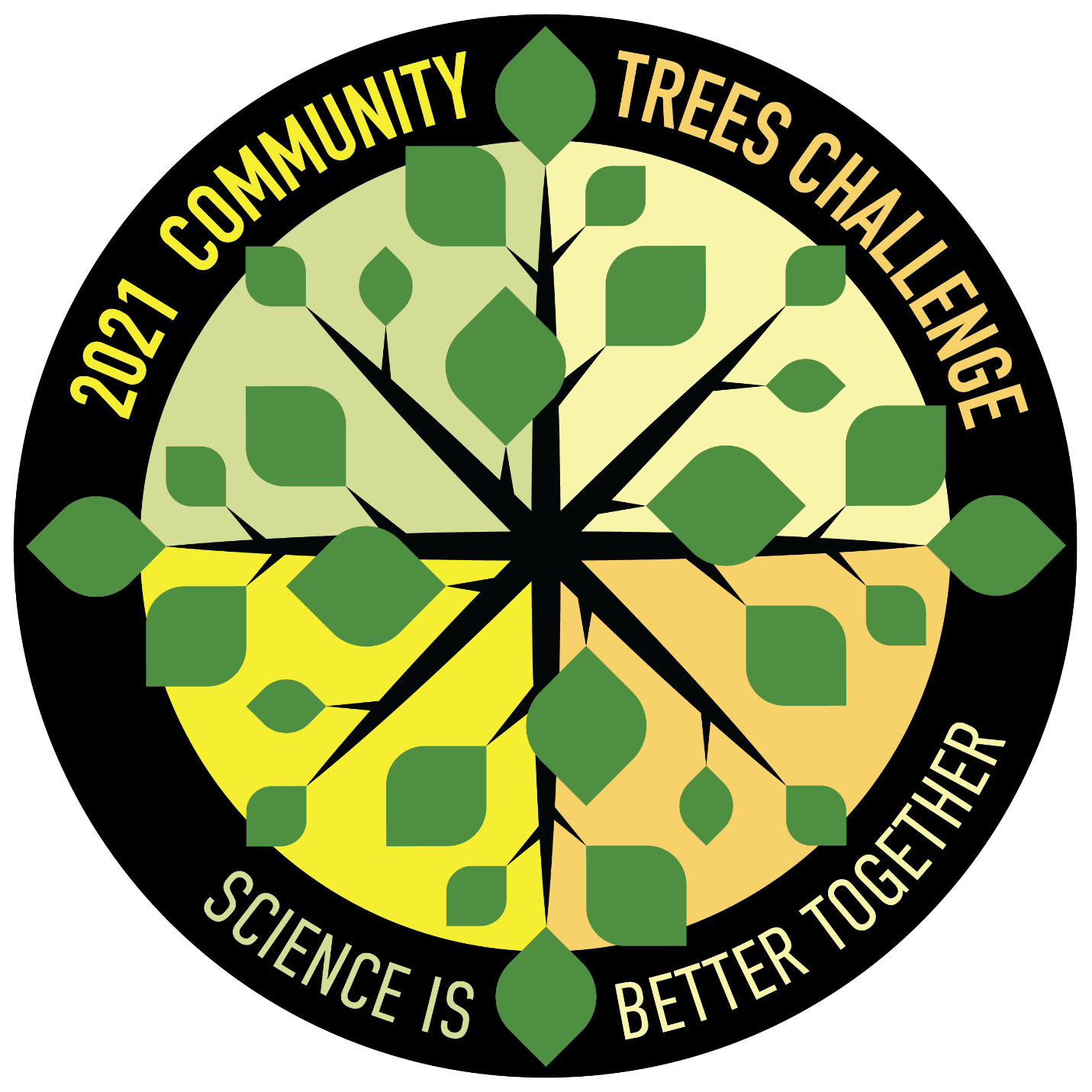 2021 Community Trees Challenge shareable