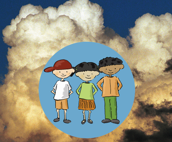 Image clouds with kids