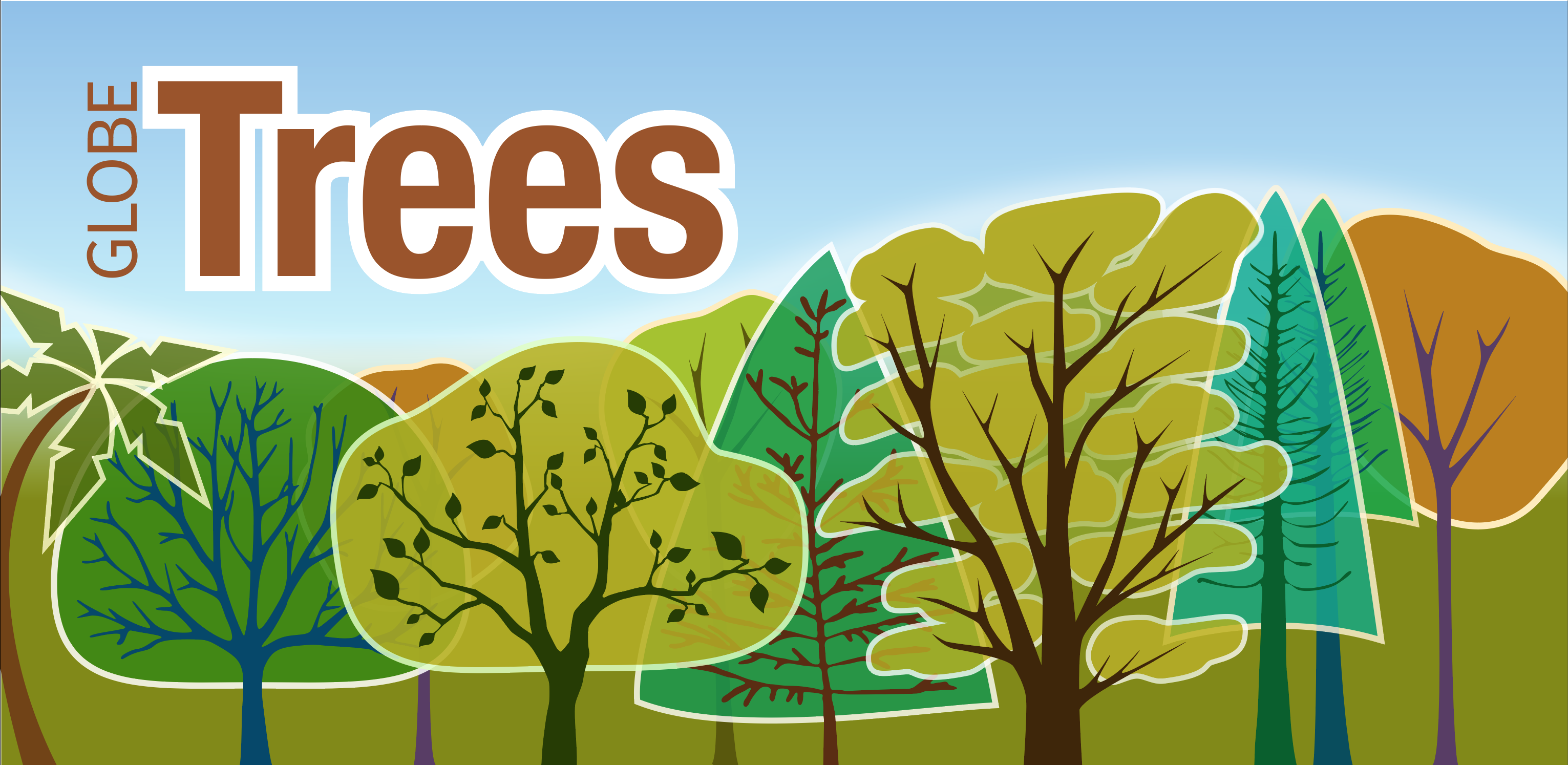 Trees app graphic
