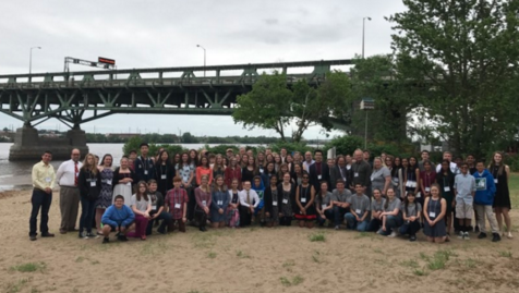 Students, Teachers, and Partners at the Northeast Symposium