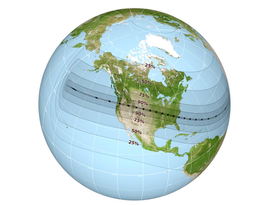 Eclipse Globe Gov