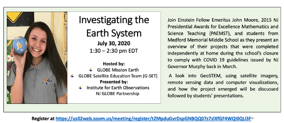 Information on a (past) webinar with a link to register.
