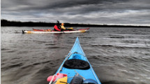 UPstream Alliance's 500 mile sea kayaking voyage