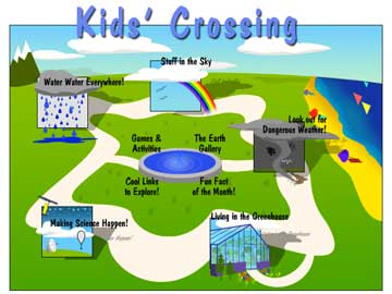 UCAR Kids' Crossing Screenshot