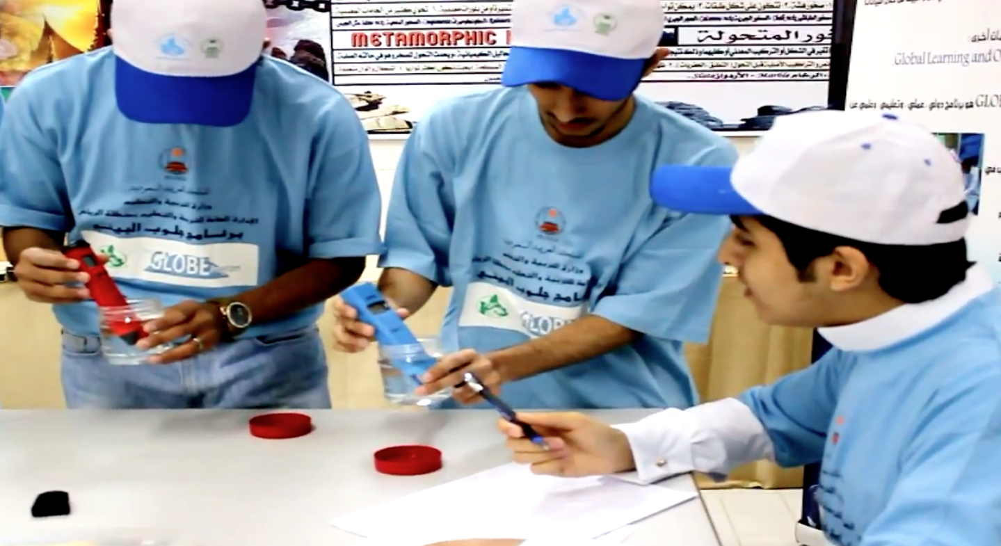 2012 Winning Video from Near East and North Africa Region