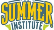 NSTA Summer Institute Logo