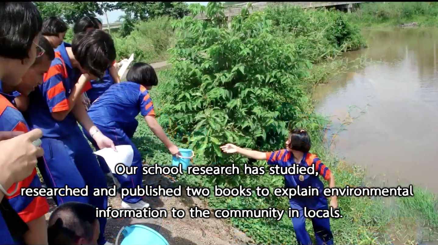2012 Winning Video from Asia and Pacific Region