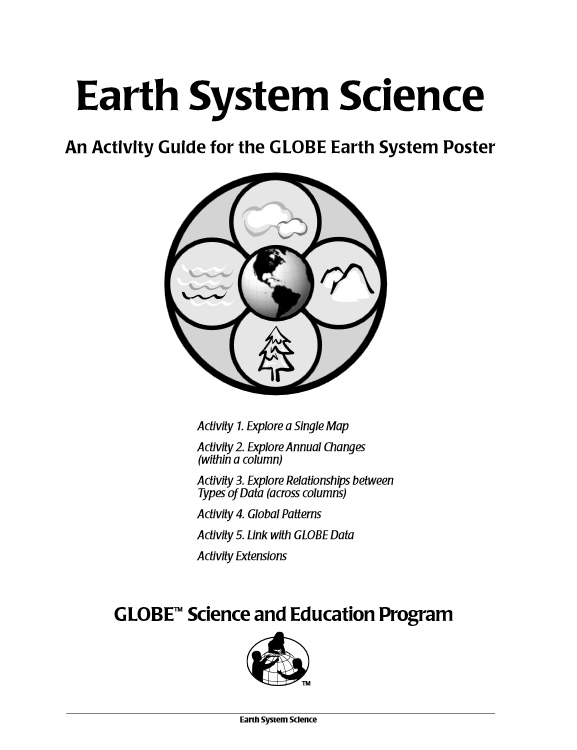 GLOBE 1997 Earth System Poster Learning Activities Guide
