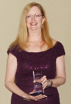 June Teisan, STEM Middle School Teacher of the Year