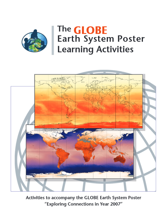 GLOBE Earth System Poster Learning Activities Guide