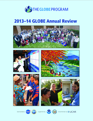 Annual Review 2013-14 cover