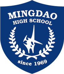 Mingdao High School logo